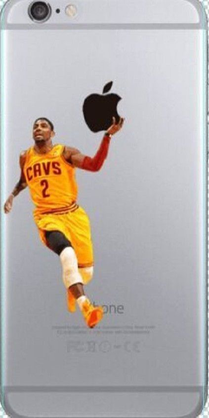 Kyrie Irving Cleveland Cavaliers Transparent Case for