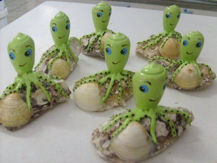 artesanato em conchas do mar - Google Search