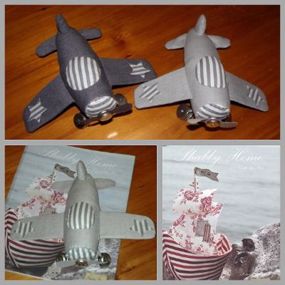 We love these gorgeous planes made from instructions found in Francesca Ogliari's The Song of the Sea!
