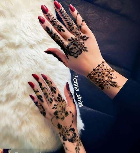 Henna Design 2018 For All Girls