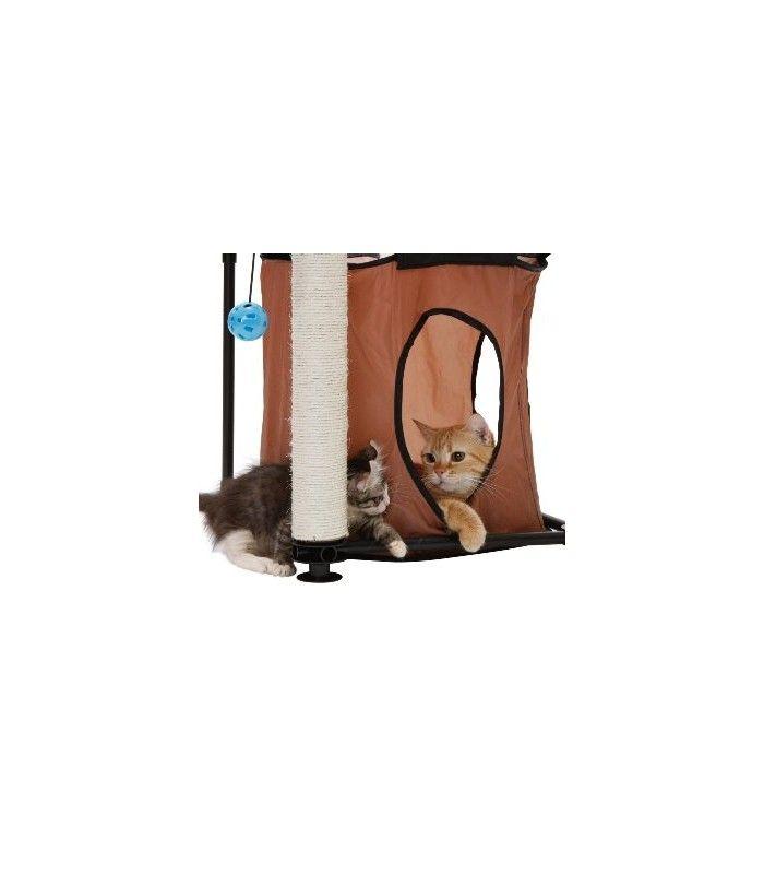 Sport Pet Design City Hideaway para gatos