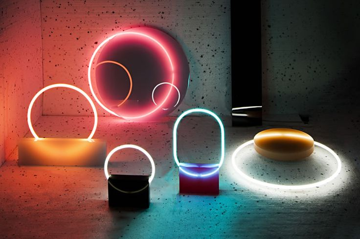 Materials converge to create magical moments, in Dutch designer's enchanting lighting collection...