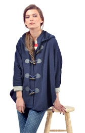 Elm Cheif Knit Poncho was $239 NOW $99! 8110046