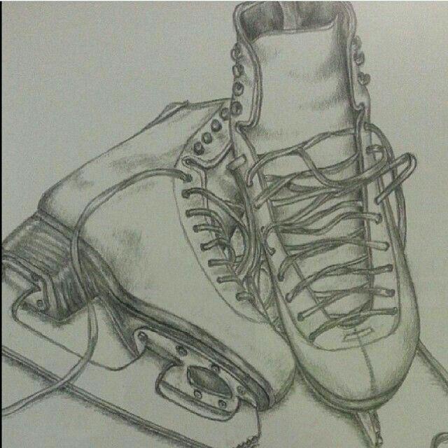 Figure skating - paint