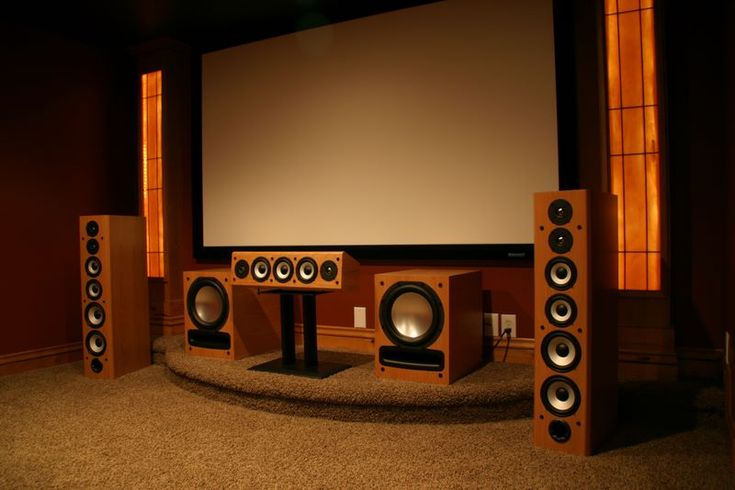 224 best images about loudspeaker design systems on pinterest - Home theater sound system design ...