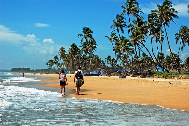 Goa Beaches In India | Flickr - Photo Sharing!