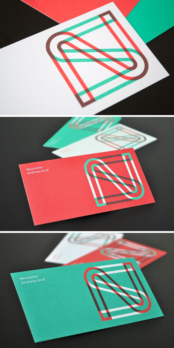 Corporate design for coach and consultant Neusteller #logo #identity