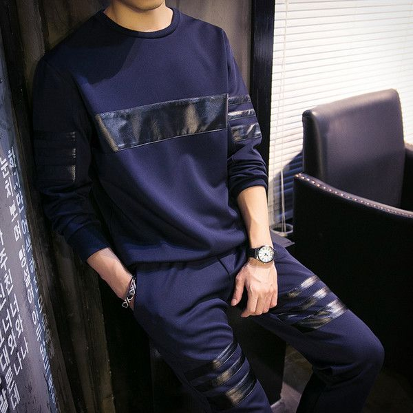 I found some amazing stuff, open it to learn more! Don't wait:https://m.dhgate.com/product/2015-autumn-men-039-s-tracksuit-korean-round/254207257.html