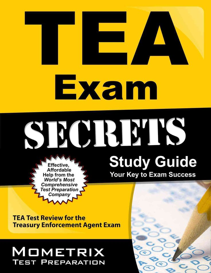 TEA Exam Secrets: TEA Test Review for the Treasury Enforcement Agent Exam
