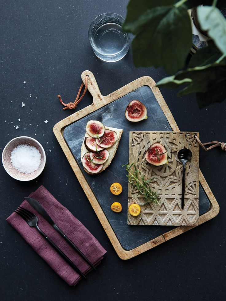A.U Maison SS17. #aumaison #interior #homedecor #styling #danishdesign #kitchen #cuttingboard #food