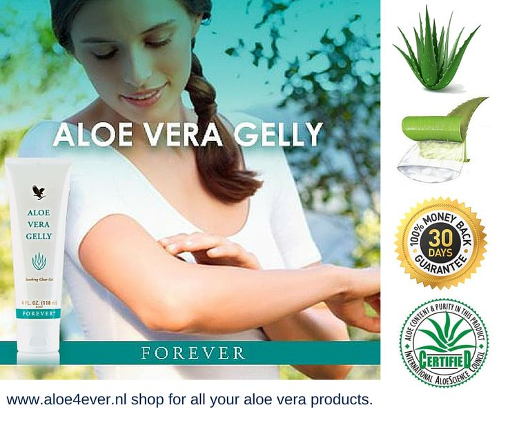 Aloe Vera Gelly is a thick, translucent gel containing humectants and moisturizers. Readily absorbed by the skin, it soothes without staining clothes. Aloe Vera Gelly also provides temporary relief from minor skin irritations.