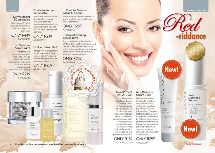 For all your favourite Annique products www.rooibosproductssouthafrica.co.za | www.rooibosstore.co.za #Annique