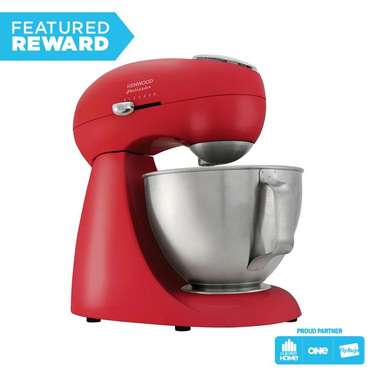 Kenwood Patissier Mixer #flybuysnz #kenwood #2030points #OFHNZ