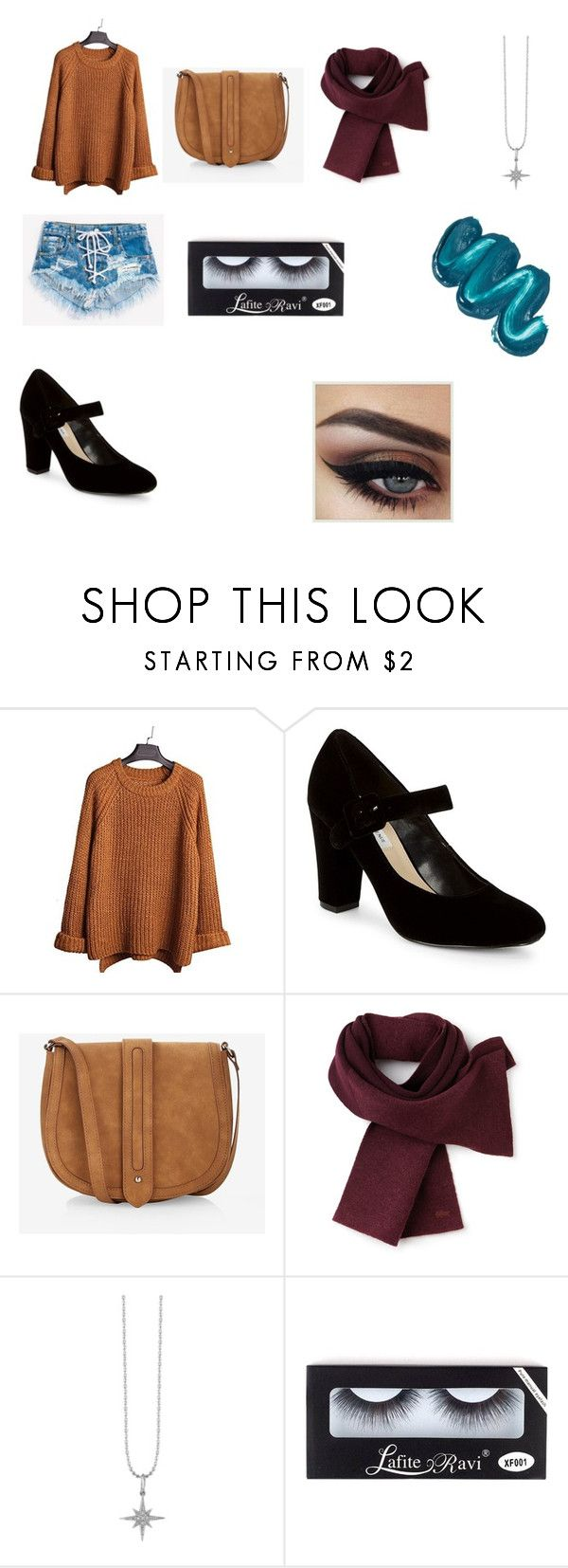 """""""Untitled #1444"""" by aleksandraobradovic ❤ liked on Polyvore featuring Saks Fifth Avenue, Express, Lacoste, Sydney Evan and Mermaid Salon"""
