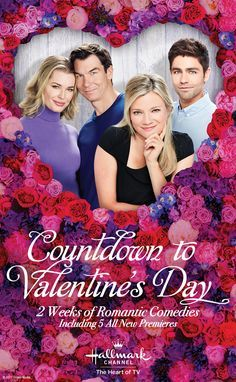 Itu0027s Countdown To Valentineu0027s Day On Hallmark Channel! 2 Full Weeks Of  Romantic Comedies And. Hallmark FilmeGeschenke Zum  ValentinstagValentinstagFilme ...
