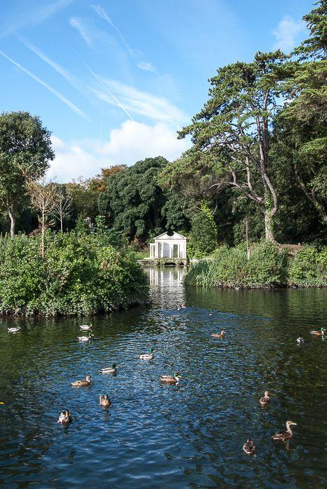St Annes Park Raheny Dublin @dawn2dusktours