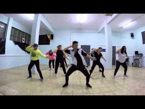 ZUMBA - La Mordidita - Ricky Martin | Choreography by @kevintxu6