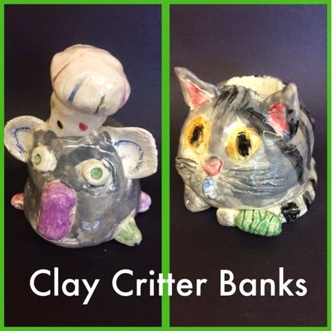 1000+ images about Simple Beginner Clay Projects on ...