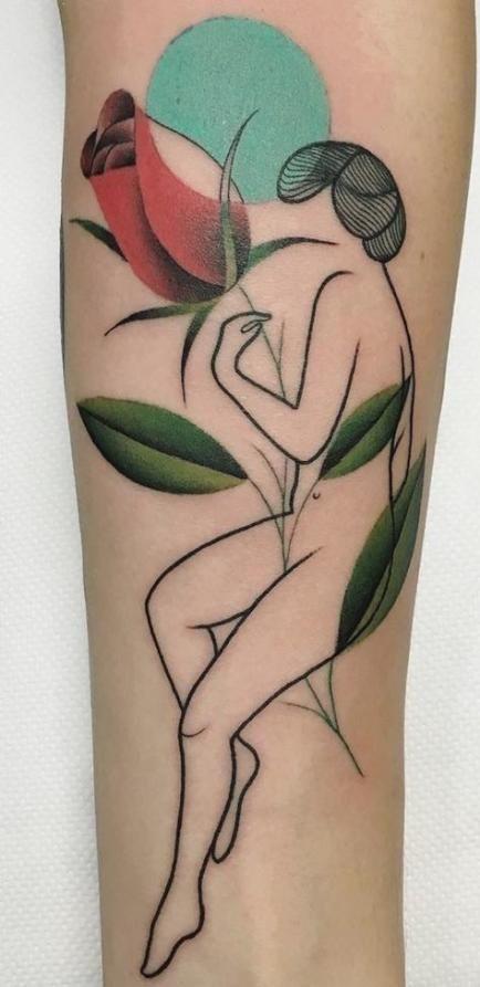 Tattoo For Men Geometric Creative 26 Trendy Ideas #tattoo