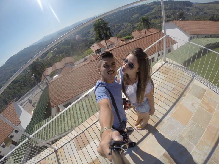 Viagem a Serra Negra, Hotel Fazenda Vale do Sol.