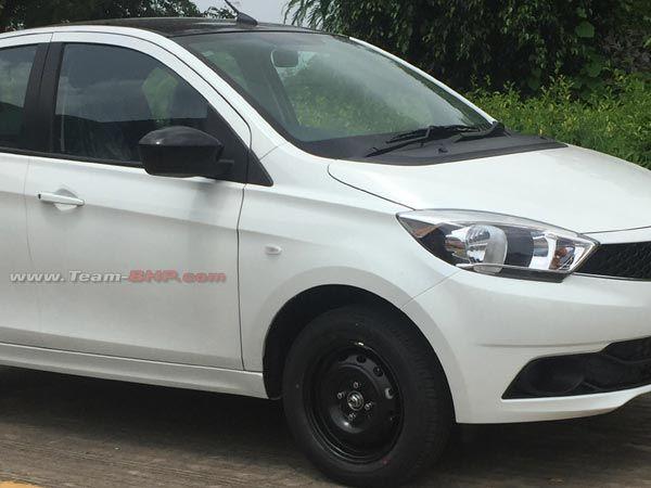 Tata Tiago Wizz Limited Edition Spied