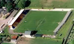 Brechin City Football Club - Glebe Park, Trinity Road, Brechin, Angus ...