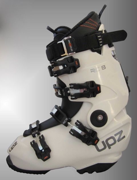 UPZ RC 8 alpinewhite