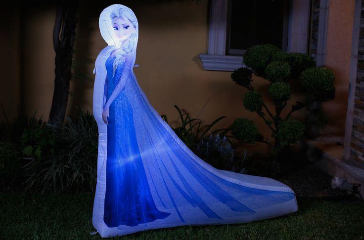 Dale a tus niños una navidad especial con Frozen.