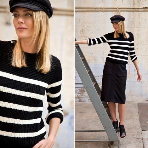 Mode femme Chemins Blancs - Nouvelle collection automne hiver 2015 2016