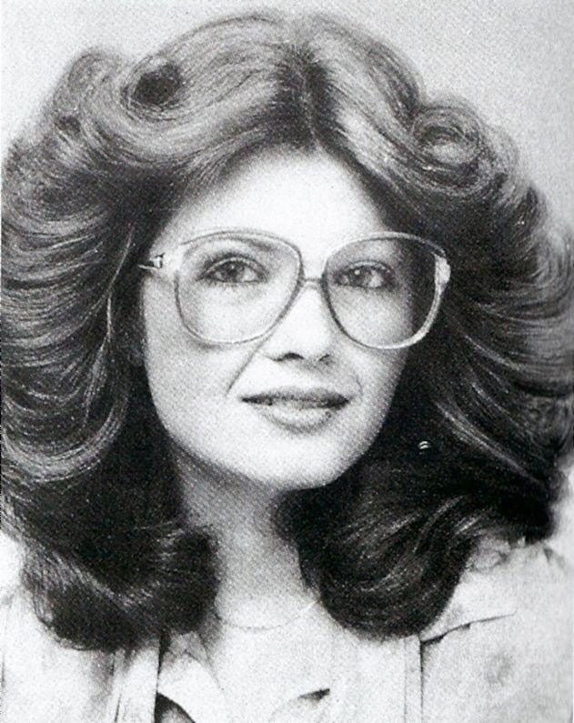 70s Hairstyles over 70s short gray hairstyle Find This Pin And More On 70s Style