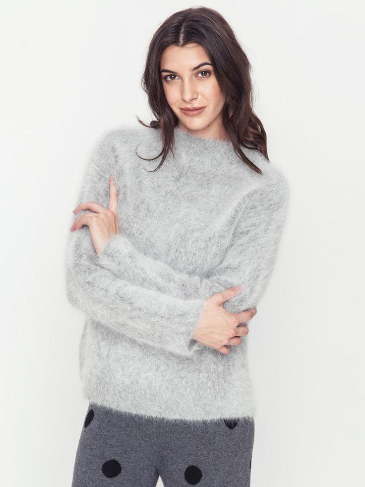 1000+ ideas about Angora Sweater on Pinterest