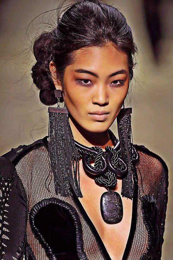 TF FW15. Chiharu Okunugi