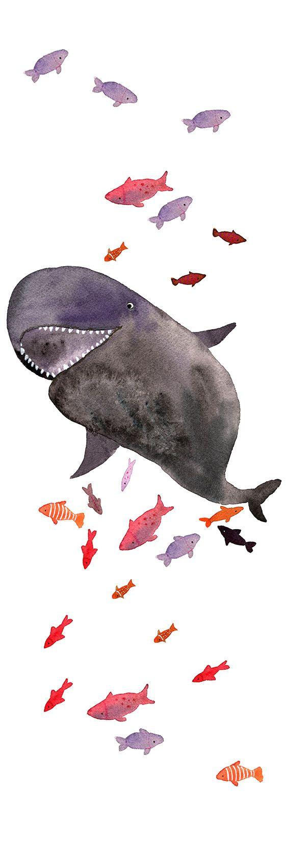 Happy false killer whale ♥