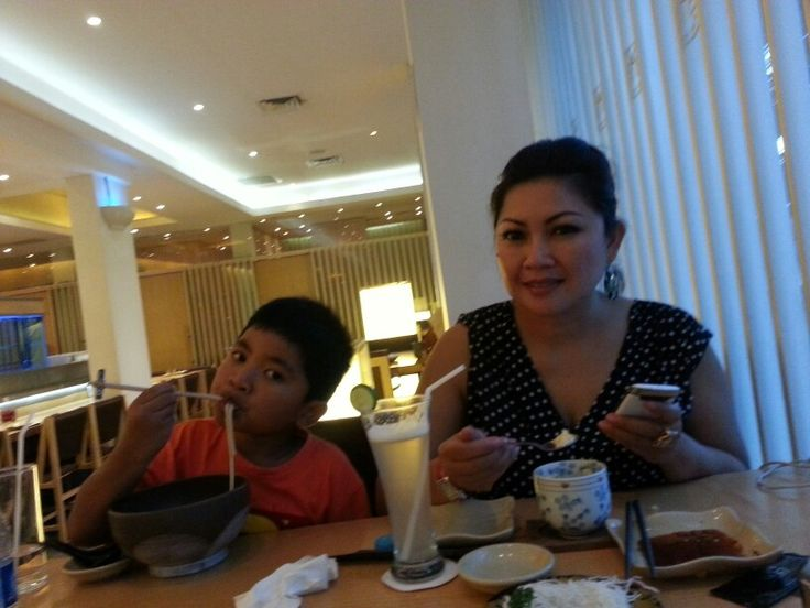 @Lydia tei with my prince luv