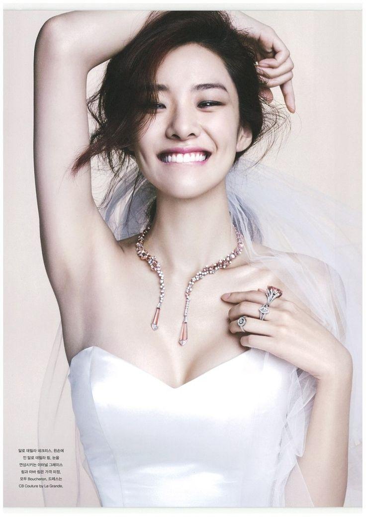 Park Hyeongseop, Stephanie Lee, Lee Seungmi, Han Kyunghyun, Lee Seongkyeong by Ahn JooYoung for Elle Bride September 2014