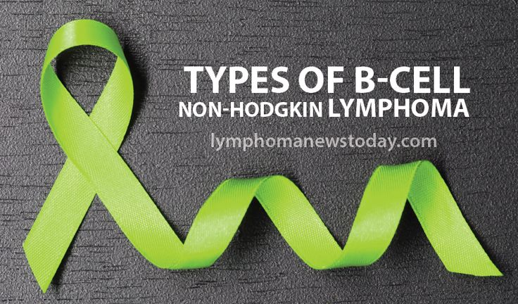 Learn more about the Types of B-Cell Non-Hodgkin Lymphoma