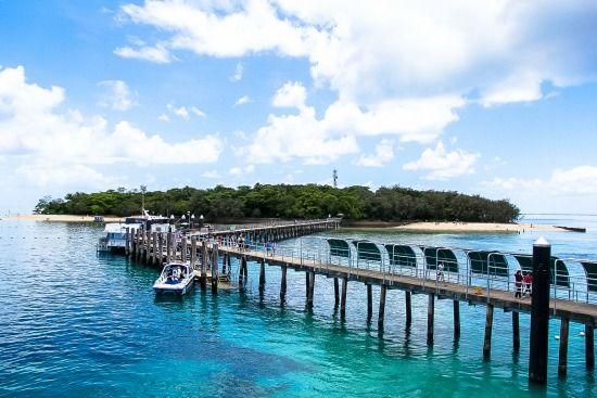 Green Island, Queensland Australia #travel #Australia