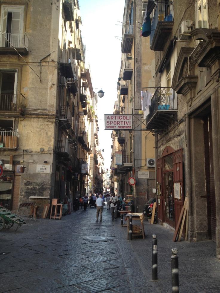 Strada napoletana