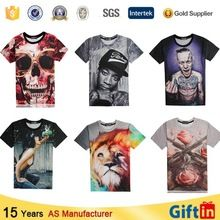 Custom Sublimation Printing T-shirt, New Design 3D Printin  best seller follow this link http://shopingayo.space