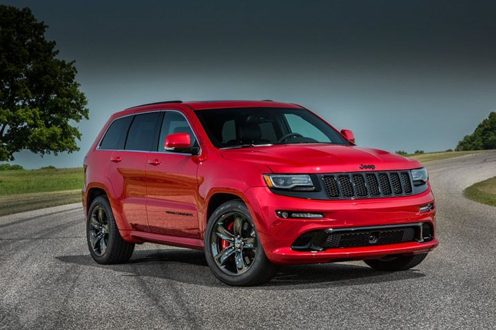 """When Dodge rolled out its mad-scientist Hellcat V8, firing off an earth-shaking 707 horsepower, many Mopar fans were left thinking the same thing, """"Will this engine find a home in my car?"""" If you drive a Jeep Grand Cherokee, we might very well have an answer for you. Yes, maybe. The exciting news comes from"""