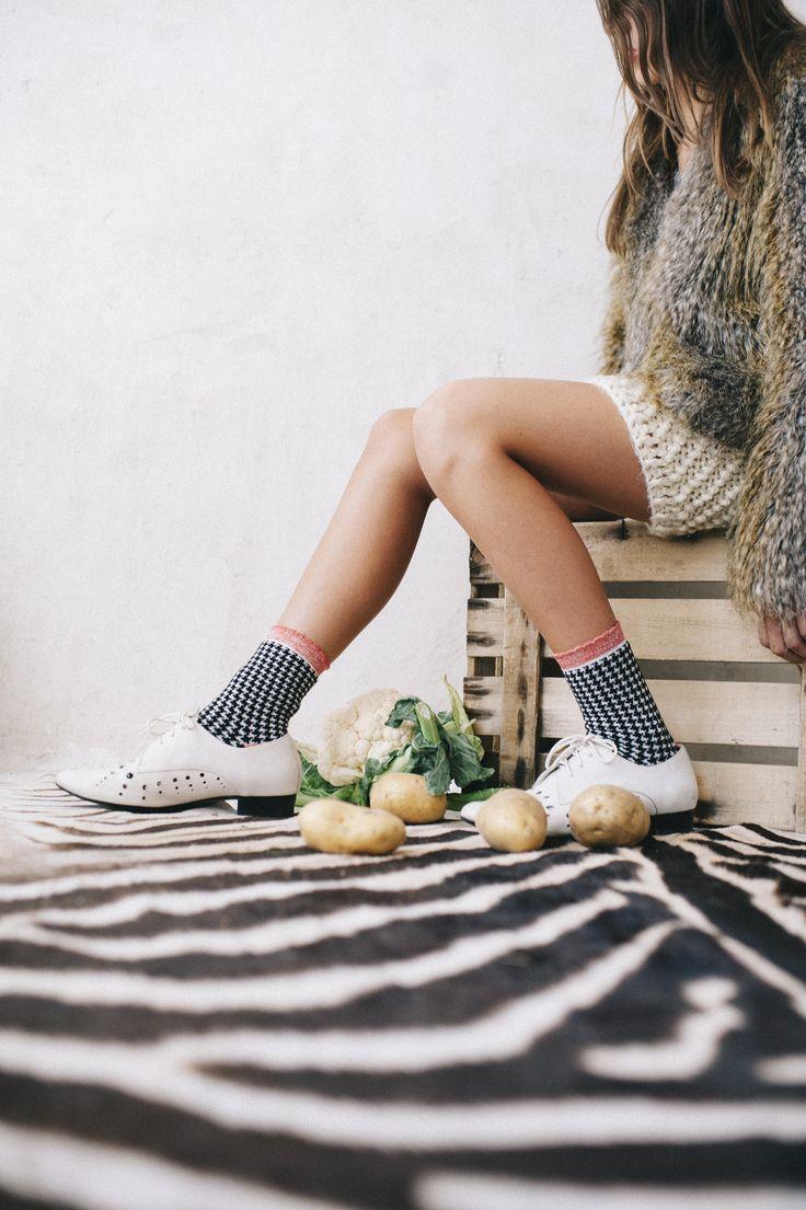 Calcetines Hop Socks. Pied de Coque black. www.hopsocks.com Lucia M. Photo
