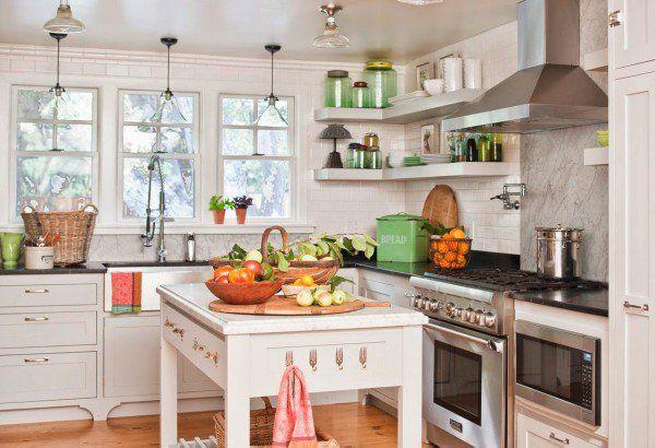 Cottage Kitchen | Ojai | The Polished Pebble