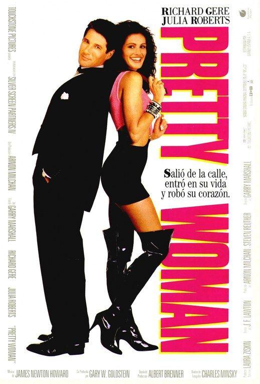 Las mejores películas de amor - Pretty Woman (1990)