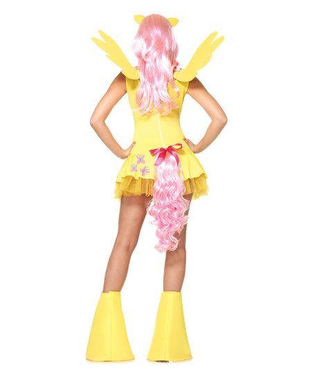 My Little Pony Fluttershy Costume Set - Women | zulily