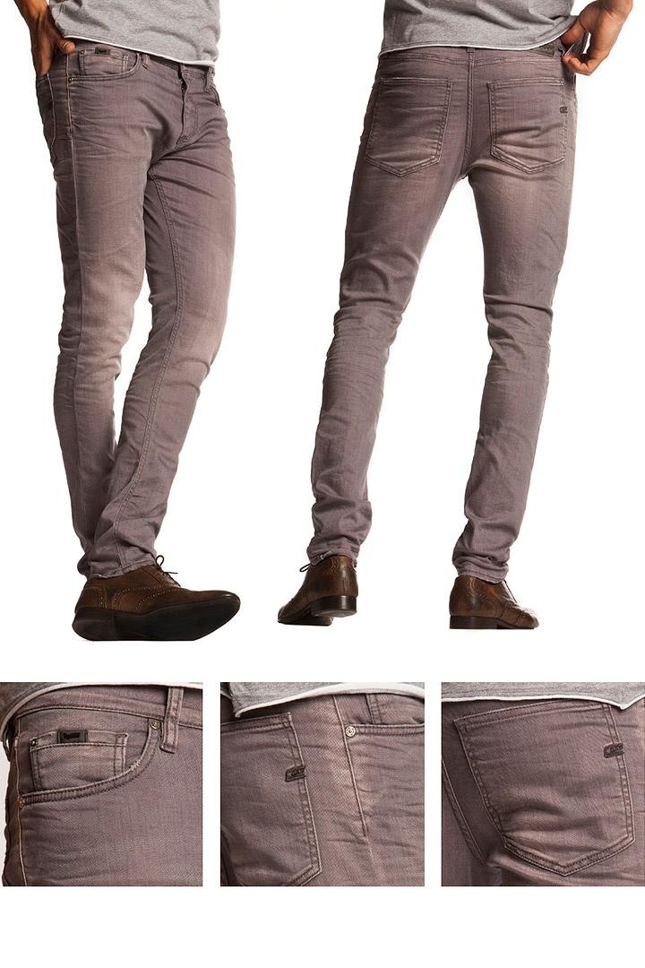 SS13 Men's Jeans. Fit: skinny Model: Sax Low