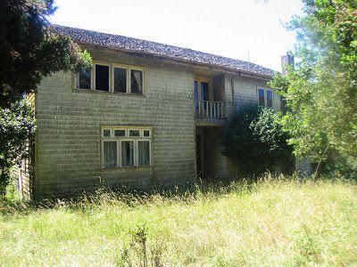 Casa Teobaldo Gebauer, Camino a La Luma, Paillaco