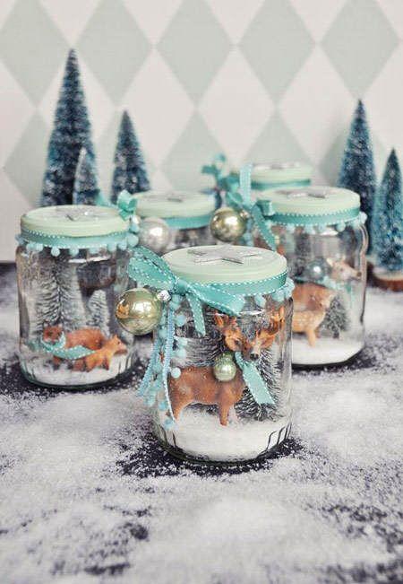 Los animalitos son tendencia en decoración de Navidad 2014 #tendencias #decoracion #Navidad