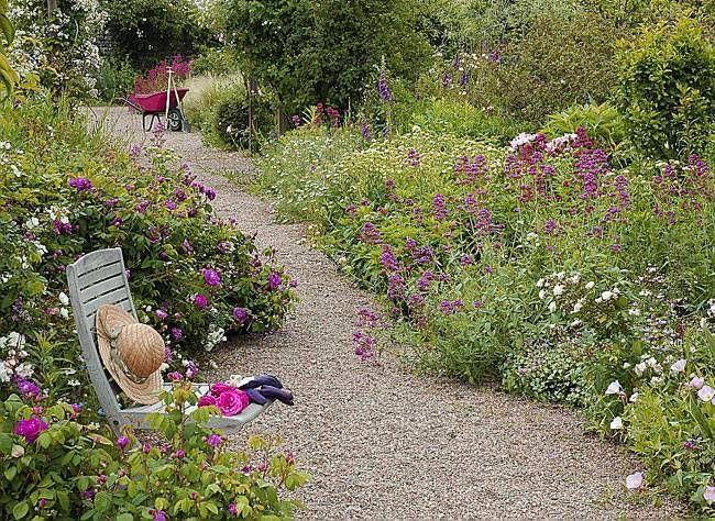 Les 17 meilleures images propos de jardin anglais fleuri for Conseil plantation jardin