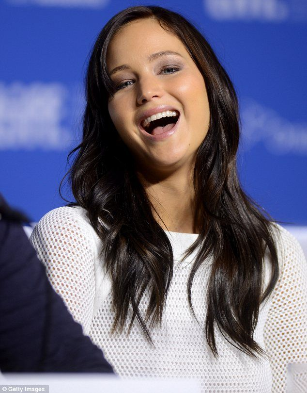 Jennifer Lawrence at the Toronto International Film Festival this past weekend for a Silver Linings Playbook photo call.