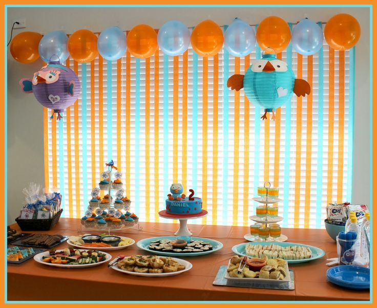 Lime & Mortar: Kids Parties: Giggle & Hoot